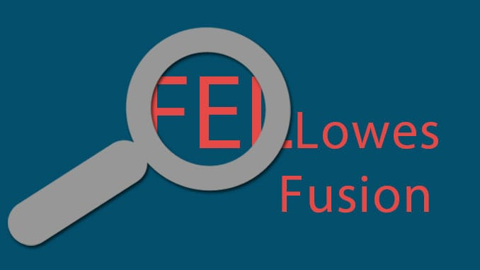 Fellowes fusion
